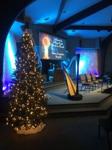 Christmas Harp Music