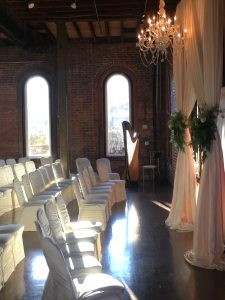 Chattanooga Wedding Harpist