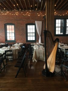 Kansas City Wedding Harpist