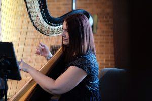 Rockford Wedding Harpist