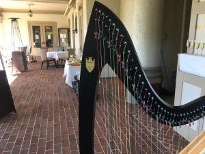 Cocktail Hour Music Mackinac Island Harp