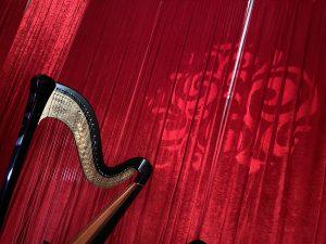 Harpist in Jackson MS