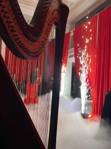 Wedding Harp Music Jackson MS