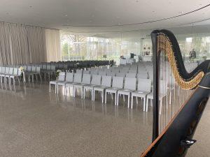 Toledo OH Harp for Weddings