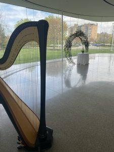 Toledo Wedding Harpist
