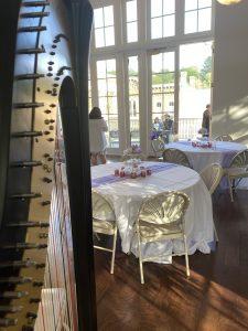 Virginia Harpist for Weddings