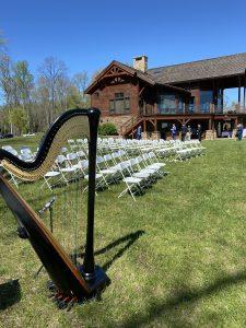 Harp Player West Virginia