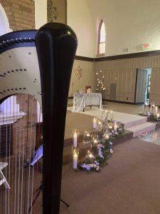 Johnson City TN Harpist