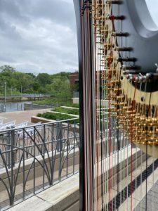 Eastern Iowa Harpist