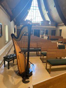 Indiana Wedding Harpist