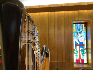 Yankton SD Harpist