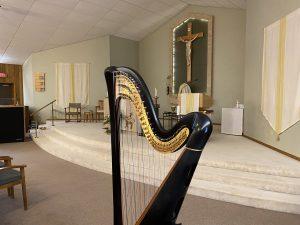 Yankton Wedding Harp Music
