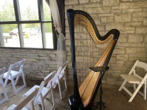 Harpist in Manistique MI