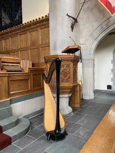 Culver Harpist for Weddings