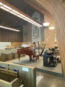 Northern Wisconsin Harpist