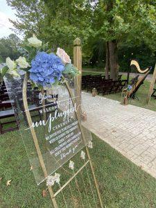 Wedding Harpist Birmingham AL