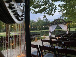Harpist in Alabama