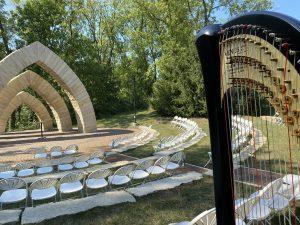 Iowa City Harpist
