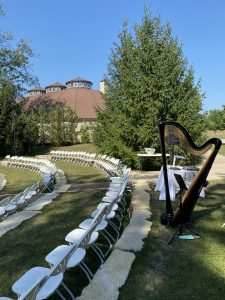 Wedding Harpist Iowa City