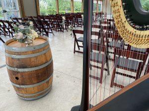 Wedding Harpist Peoria IL