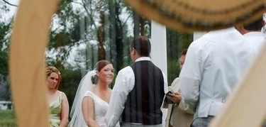Celtic Wedding Harpist